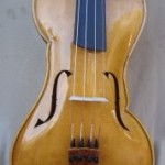The First ever Cherub Violin