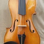 Asymmetric Violin