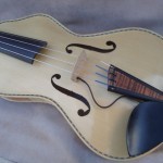 Cutaway Violin